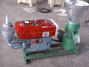 颗粒饲料机柴油机型