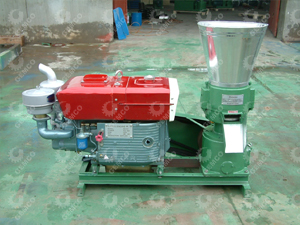 柴油机型颗粒机