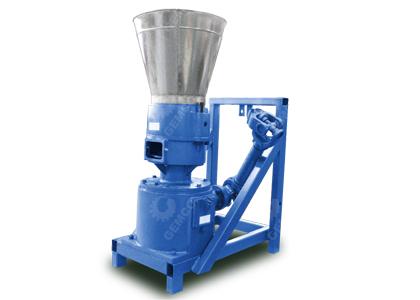 拖拉机型秸秆饲料颗粒机